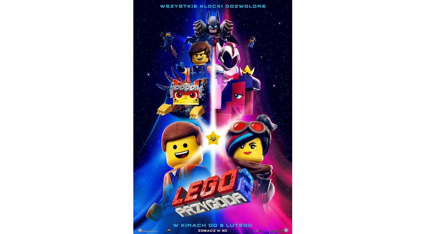 Lego® Przygoda 2 2D dubbing