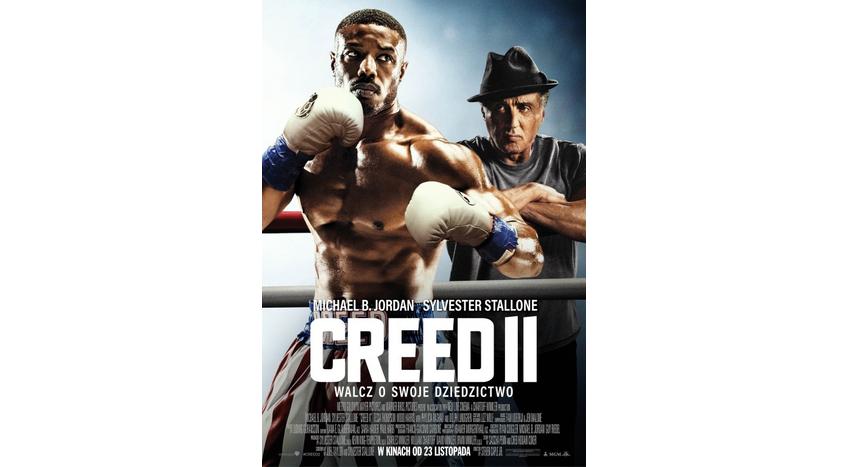 Creed II 2D napisy
