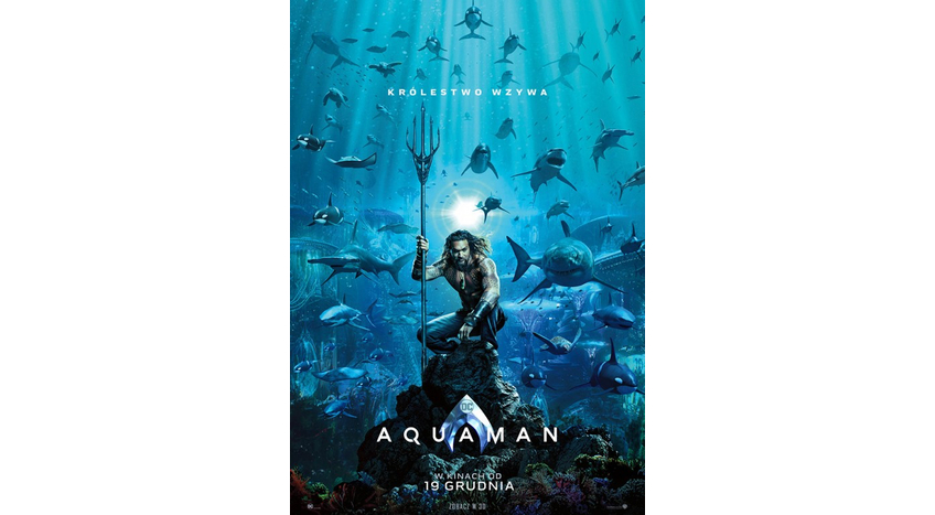 Aquaman 2D napisy
