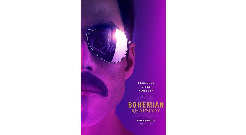 Bohemian Rhapsody 2D napisy